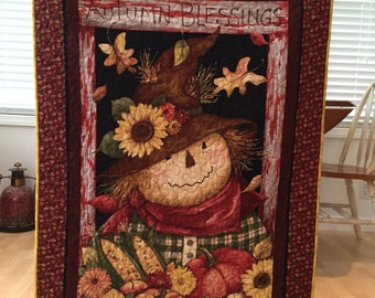 Fall/Autumn quilt