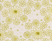 Clearance! 40% Off FQ Posy Copper PAPER BANDANA Quilting Cotton Fabric Alexia Marcelle Abegg