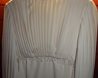 Emma Domb Vintage Dress Size Small / Medium