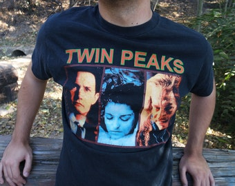 90s Vintage Twin Peaks t-Shirt
