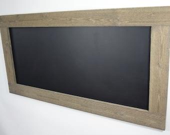 rustic reclaimed wood chalkboard 24 x 24 24 x 36 24 x 48