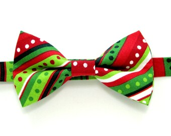 Christmas bow tie,Holiday bow tie for Men,Toddlers ,Boys,baby
