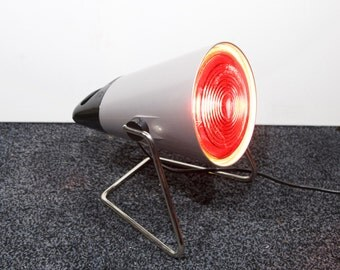 Cool vinage heat lamp, Philips Infraphil HP3608