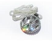 Volkswagen pendant with crystals sleutelhanger  emblem VW logo Volkswagen emblem Volkswagen schlüsselanhänger