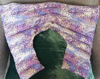 Jumbo neck wrap herbal heating pad *SOLD* CUSTOM MADE
