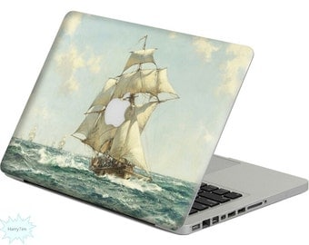 New Oil Painting decal mac stickers Macbook decal macbook stickers apple decal mac decal stickers 17