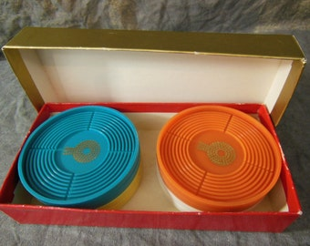 Vintage Coasters by Teraco