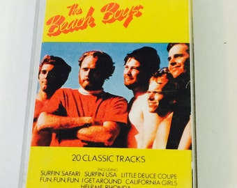 The Beach Boys-Endless Summer Cassette Tape