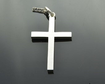 Pendant Crucifix Silver