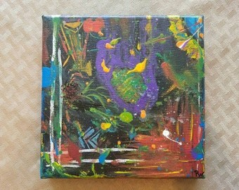 Abstract Painting, 6x6