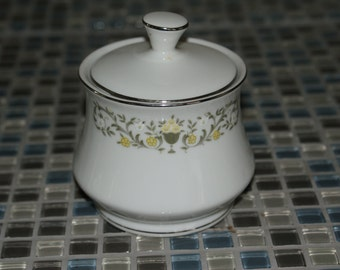 Fine China of Japan, Florentine, Sugar Bowl with lid
