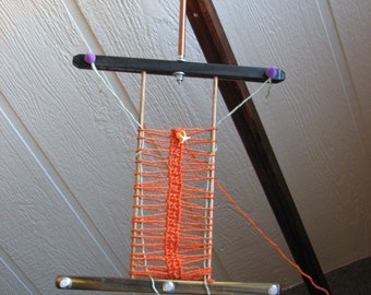 Hairpin Lace Loom with stand