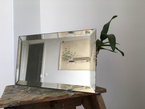 miroir biseaute