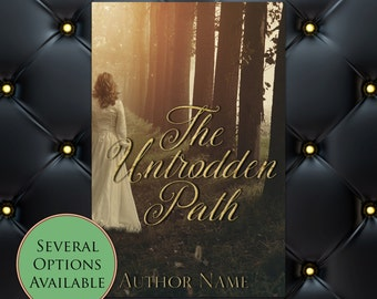 The Untrodden Path Pre-Made eBook Cover * Kindle * Ereader Cover