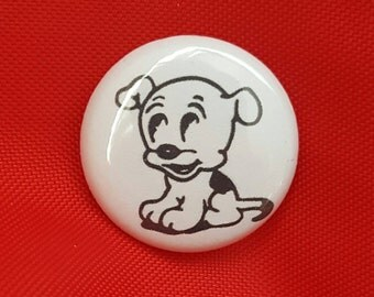 """Pudgy 1"""" Pin"""