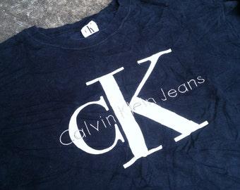 Vintage Calvin Klein sweaters big logo