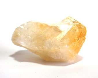 Raw Citrine Natural Crystal Stone