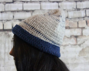 SALE! Pure Icelandic Wool Hat - Wool Beanie - Slouchy Beanie - Slouchy Hat - Icelandic Lopi - Winter Hat - Winter Cap - Gift for Men - Gifts