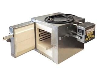1050 C Burnout Programmable Kiln:Waxes, Flasks, Dental Materials