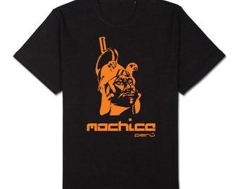 Mochica Peruvian T-shirt (Orange)