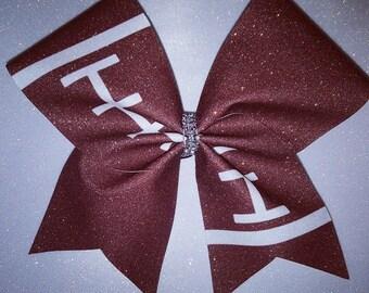 Cheer Bow-FOOTBALL