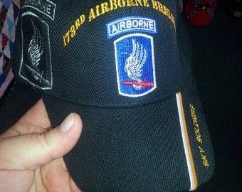 173rd Airborne Hat