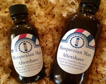 Marquezian Man Aftershave