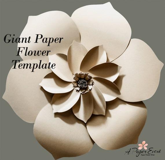 ... Flower, DIY Backdrop, Paper Flower Backdrop, Flower Template, Flower