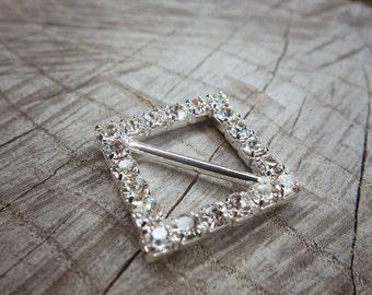 Diamond Buckles ~1 pieces #100702
