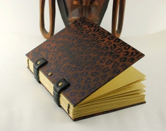 Book travel, ethnic style, Coptic binding, mothers day gift, book, book or notebook, diary book