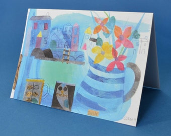 Beautiful Greetings card - Any Occasion