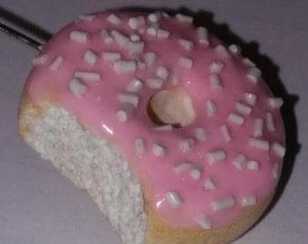Doughnut charm
