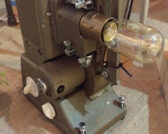 Projector table lamp