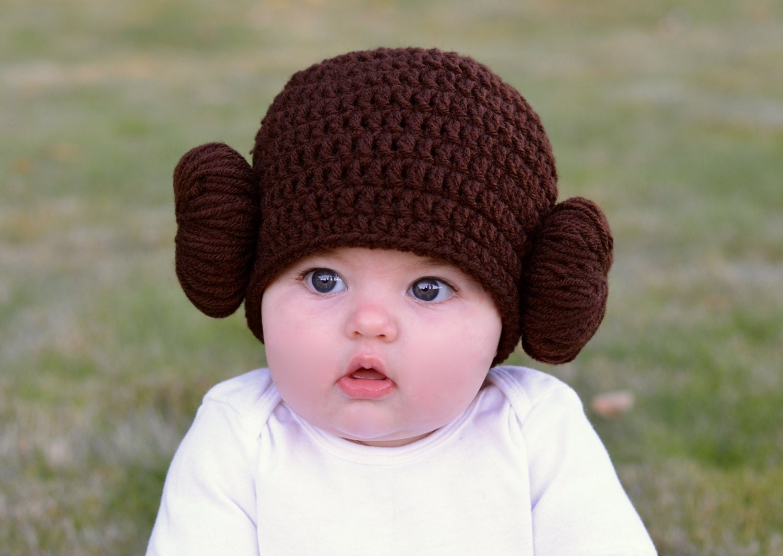 Princess Leia Halloween Costume Hat Star Wars Halloween