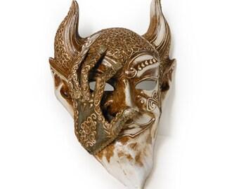 Touch-Me Venetian Mask Evil mask V37