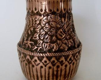 Handmade Copper Vase