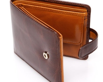 The Pelotas Wallet - Espresso Brown