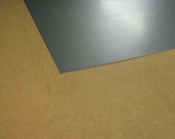 1.2mm Thick Prime Quality Mild Steel Sheet Grade CR4 - Guillotine Custom Cut To Size - Varoius sizes available