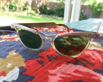 Gorgeous Aluminum Cat-Eye Glasses Frames