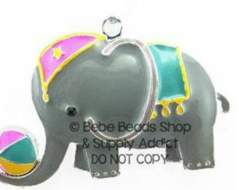 Circus Elephant  Pendant