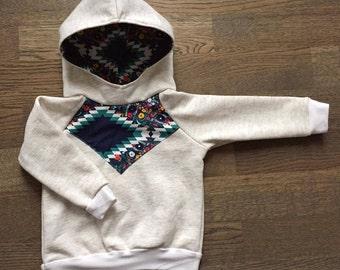 "Hoodie for babies & children ""Sweet Nordik"""