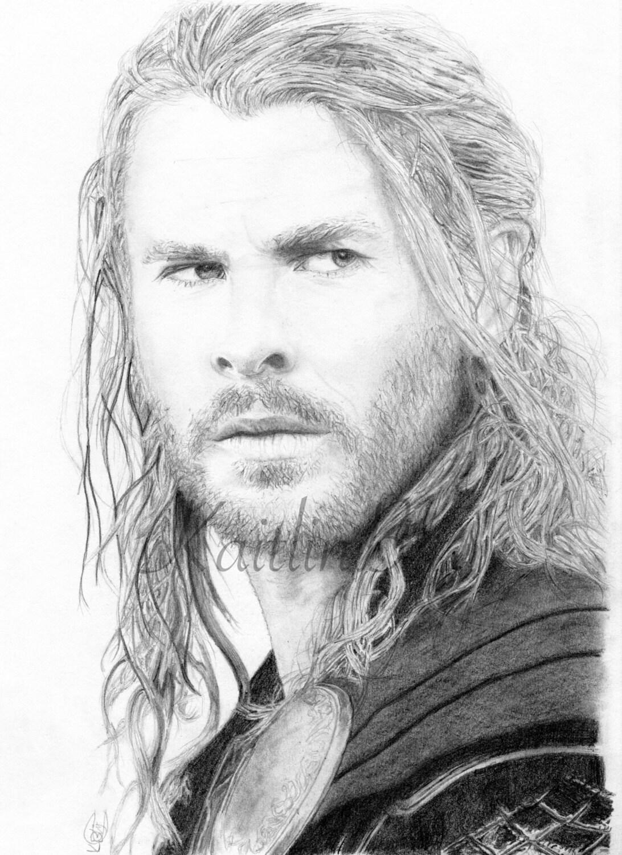 Thor sketch