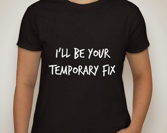 "one direction ""temporary fix"" t-shirt"