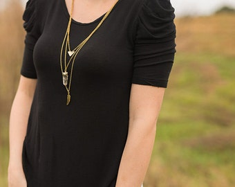 Macey Multilayer Necklace