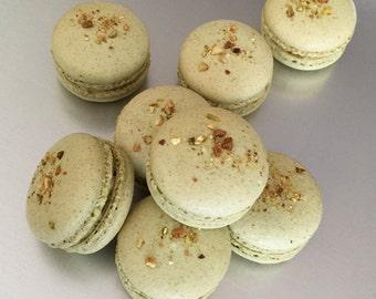 Pistachio Macaron (8 pieces)