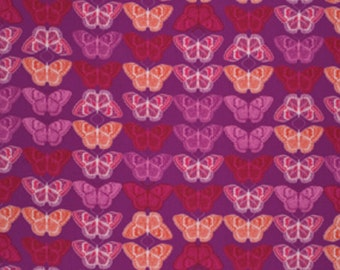 Cocoon Fabric - Ruby White - sold by the 1/2 yard