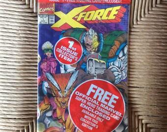 1991 Marvel X-Force #1