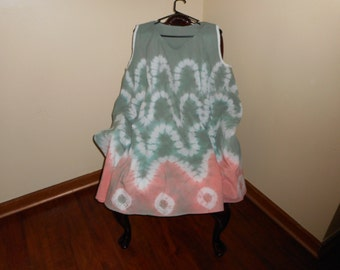 Tie & Dye Dress top.