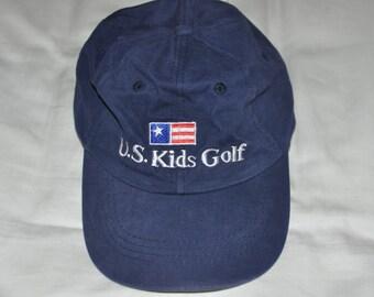 Vintage US Kids Golf hat