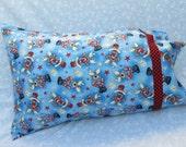 Christmas Reindeer Pillow Case Set